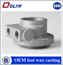 DIY pump accessories with lost wax casting process