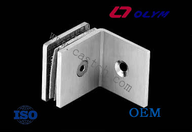Customized precision investment casting door hinges