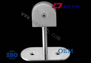 OEM precision investment castings curtain hardware