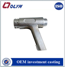 High quality ISO9001 steel casting marine parts