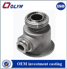 China OEM precision investment casting auto spare parts