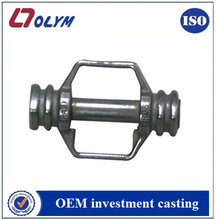 OEM steel casting ICI4140 alloy bicycle pedal spare parts