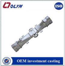China OEM CF8M measure equipment flow detector parts