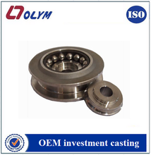 ISO OEM stainless steel-ball with lost wax casting