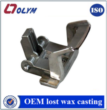 China OEM precision steel casting agriculture components