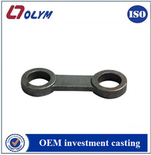 CF8M stainless steel lost wax casting auto spare parts