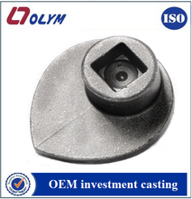 Professional manufacture of investment casting agriculture m