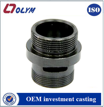 Customized precision investment casting precision machined p