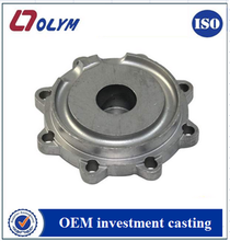 OEM stainless steel investment casting motorcycle parts