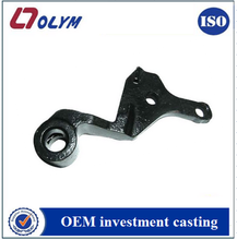 OEM service carbon steel casting with lost wax casting