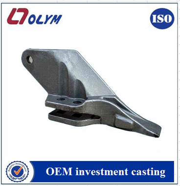 OEM steel casting precision investment casting parts