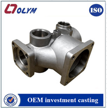 China OEM precision investment casting pump accessories