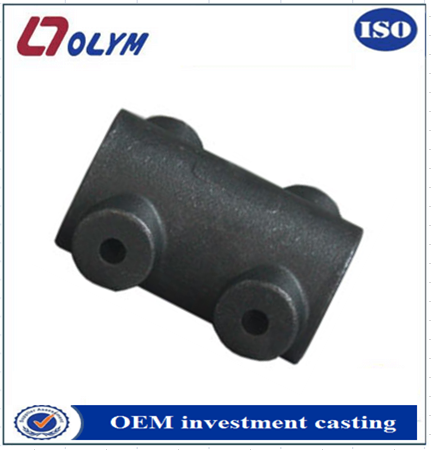 Carbon steel castings railyway parts suply by China