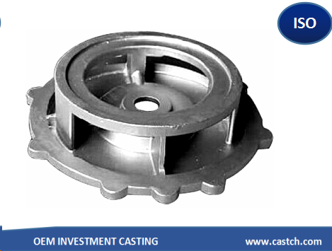 Cast Steel Castings oil&mining machinery accessories