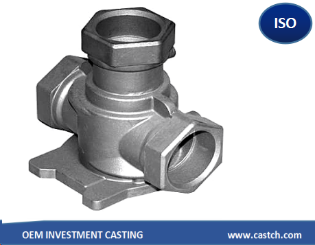 Custom mechanical parts metal components
