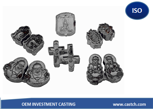 high quality steel casting artworks accessories